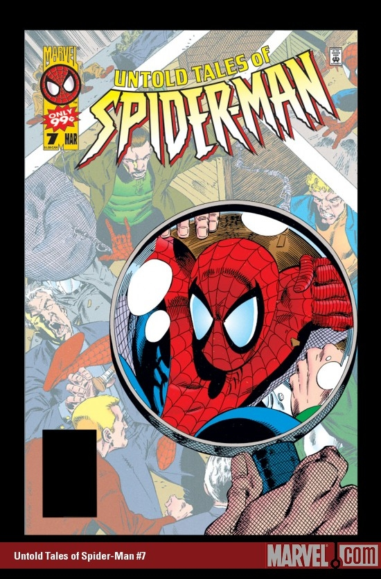 Untold Tales of Spider-Man (1995) #7
