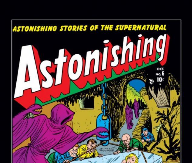 Astonishing #6