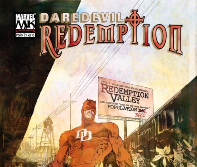 DAREDEVIL: REDEMPTION #1