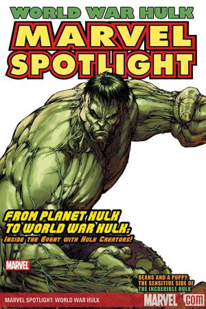 Marvel Spotlight (2005) #19