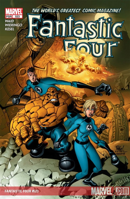 Fantastic Four (1998) #523