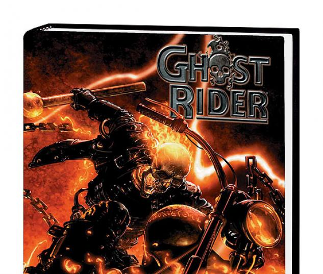 GHOST RIDER: ROAD TO DAMNATION PREMIERE #0