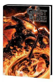 Ghost Rider: Road to Damnation Premiere (Hardcover)