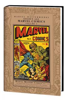 Marvel Masterworks: Golden Age Marvel Comics Vol.2 (Hardcover)