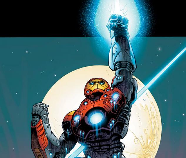 ULTIMATE IRON MAN (2006) #1 ( VARIANT COVER) COVER
