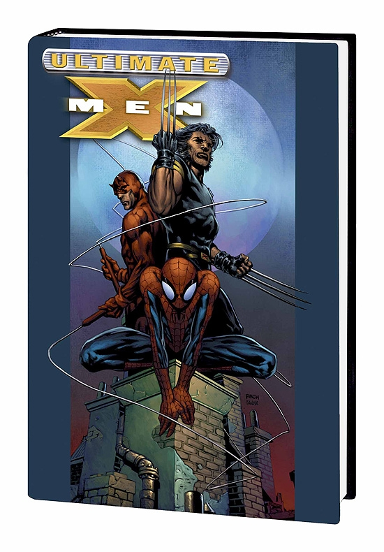 Ultimate X-Men Vol. 4 (Hardcover)