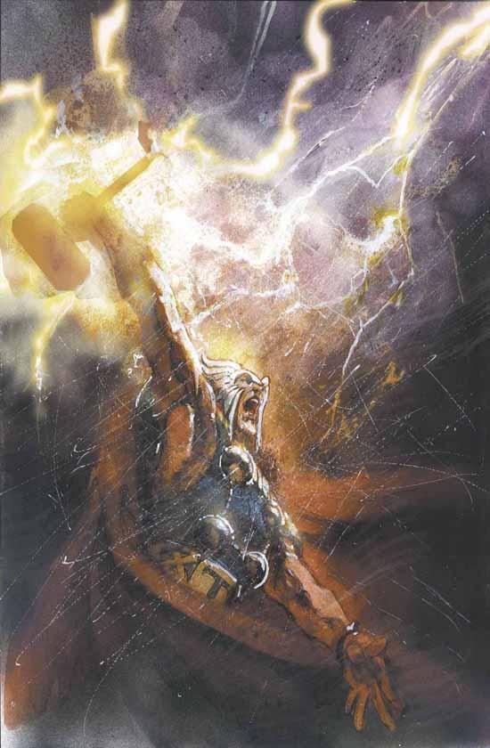 Thor Vol. 6: Gods & Men (Trade Paperback)