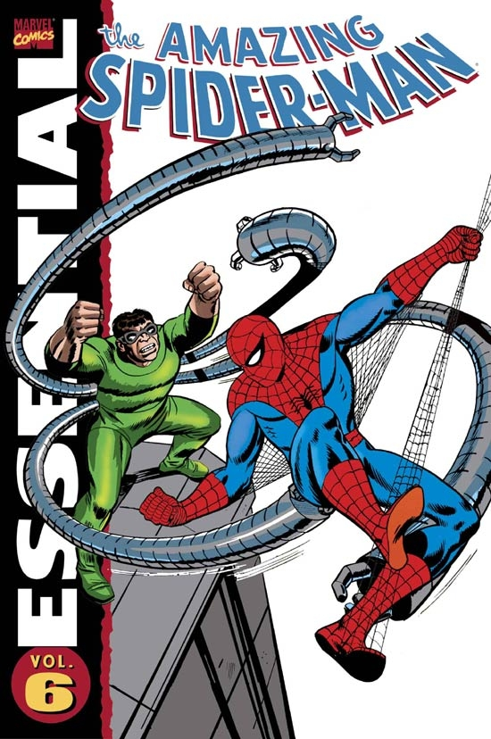 Essential Spider-Man Vol. 6 (Trade Paperback)