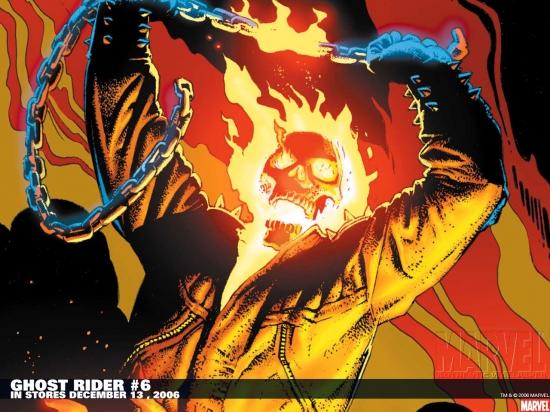 Ghost Rider (1973) #6 Wallpaper