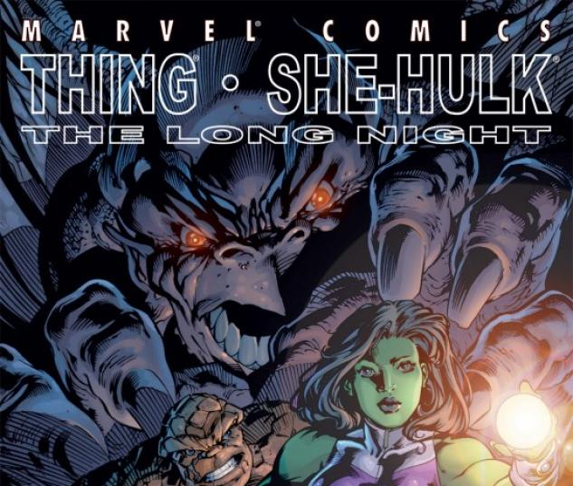 Thing & She-Hulk: The Long Night #1