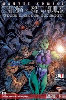 Thing & She-Hulk: Long Night (2002) #1