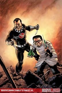 Marvelman Family's Finest #4