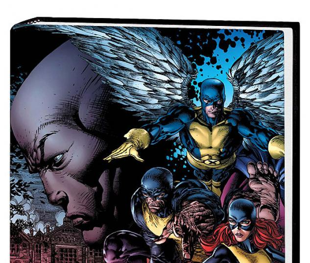 X-MEN: LEGACY - DIVIDED HE STANDS PREMIERE #0
