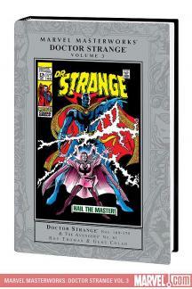 Marvel Masterworks: Doctor Strange Vol. 3 (Hardcover)