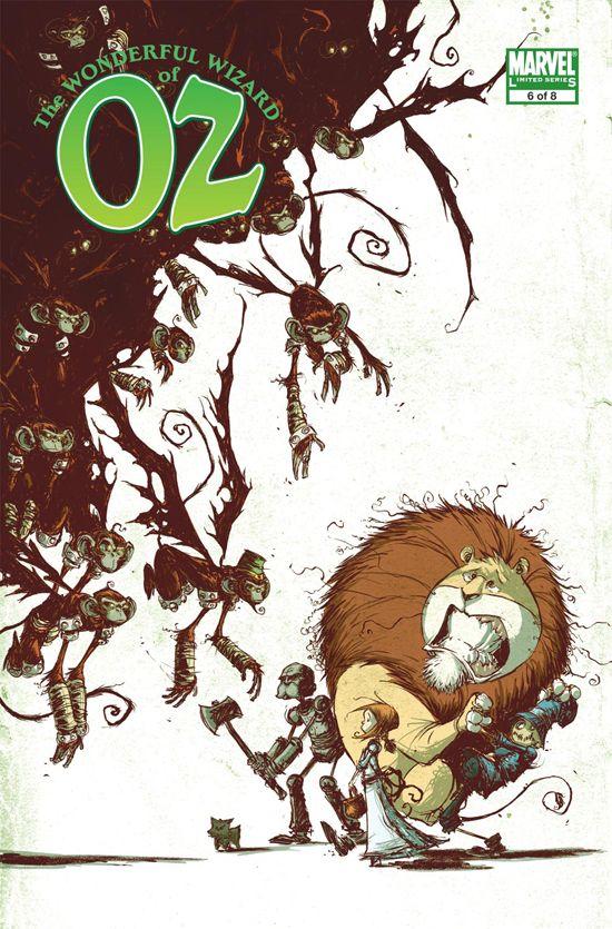 The Wonderful Wizard of Oz (2008) #6