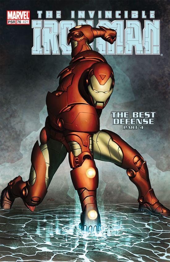 Iron Man (1998) #76