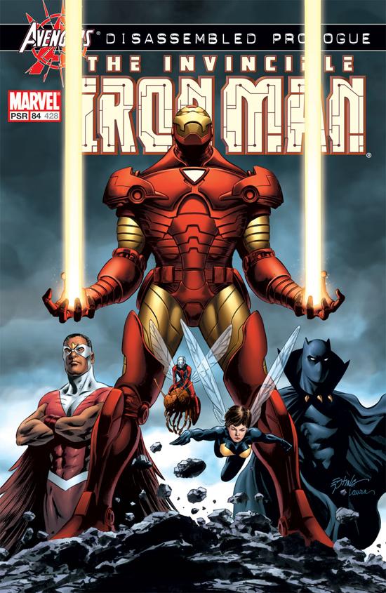 Iron Man (1998) #84