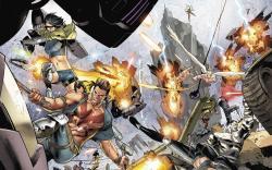 X-Men: Legacy #245 preview art by Clay Mann