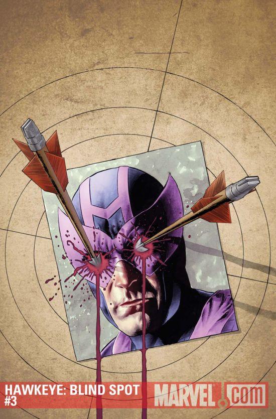 Hawkeye: Blind Spot (2011) #3