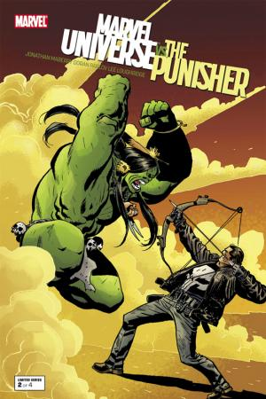 Marvel Universe Vs. the Punisher (2010) #2