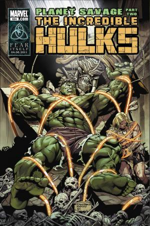 Incredible Hulks (2010) #624