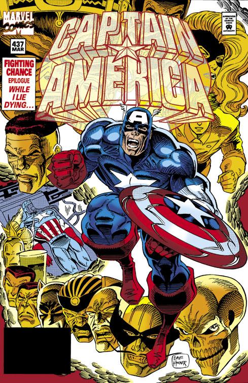 Captain America (1968) #437