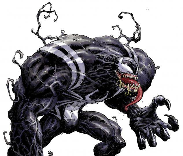 VENOM: FLASHPOINT #1 cover
