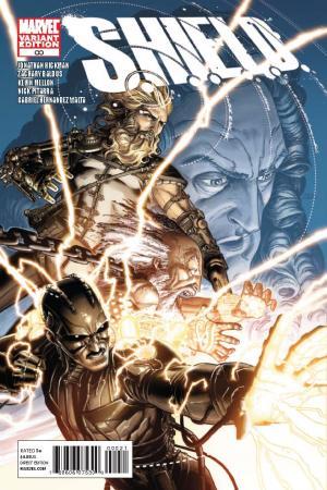 S.H.I.E.L.D. (2011) (Weaver Variant)