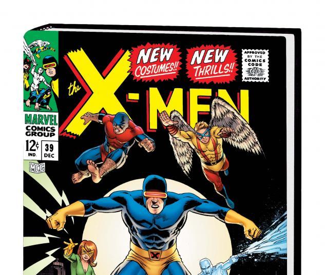 X-Men Omnibus Vol. 2 Cassady Cover