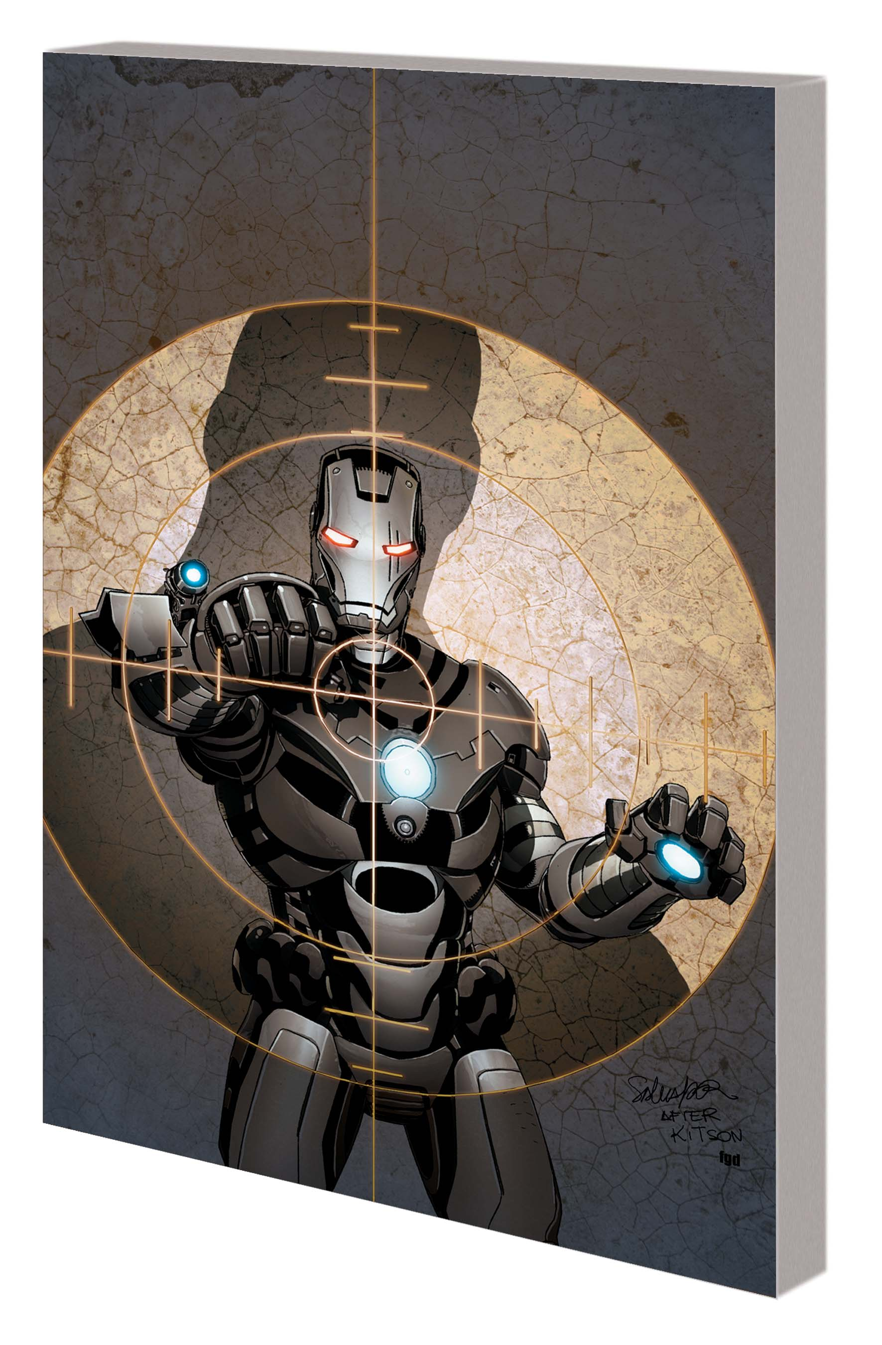 Iron Man 2.0 Vol. 1 (Trade Paperback)