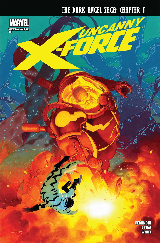 Uncanny X-Force (2010) #15