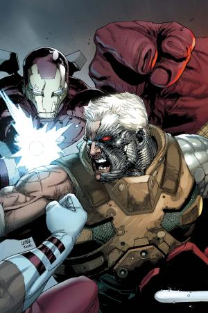 Avengers: X-Sanction (2011) #2 (Yu Variant)
