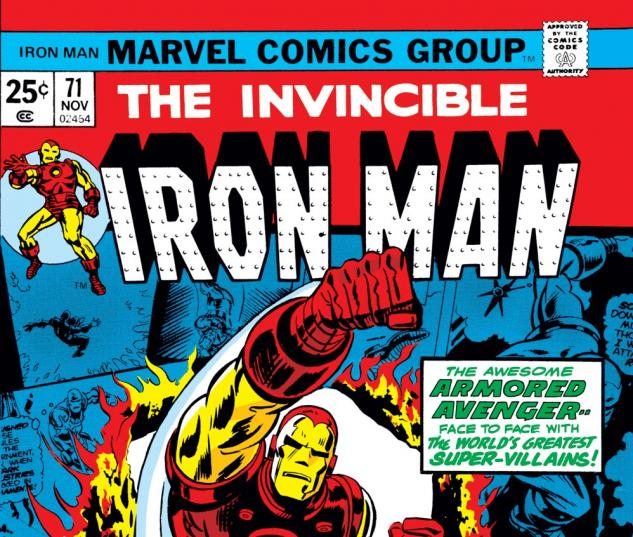Iron Man (1968) #71