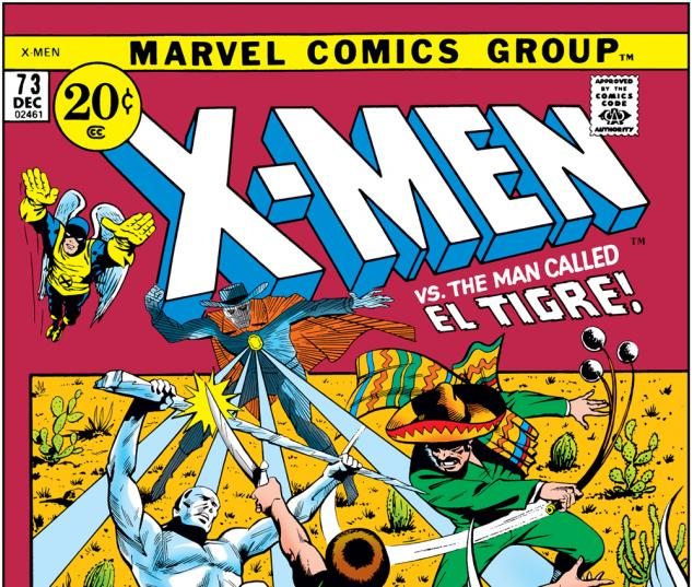 Uncanny X-Men #73