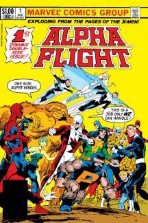 Alpha Flight (1983) #1