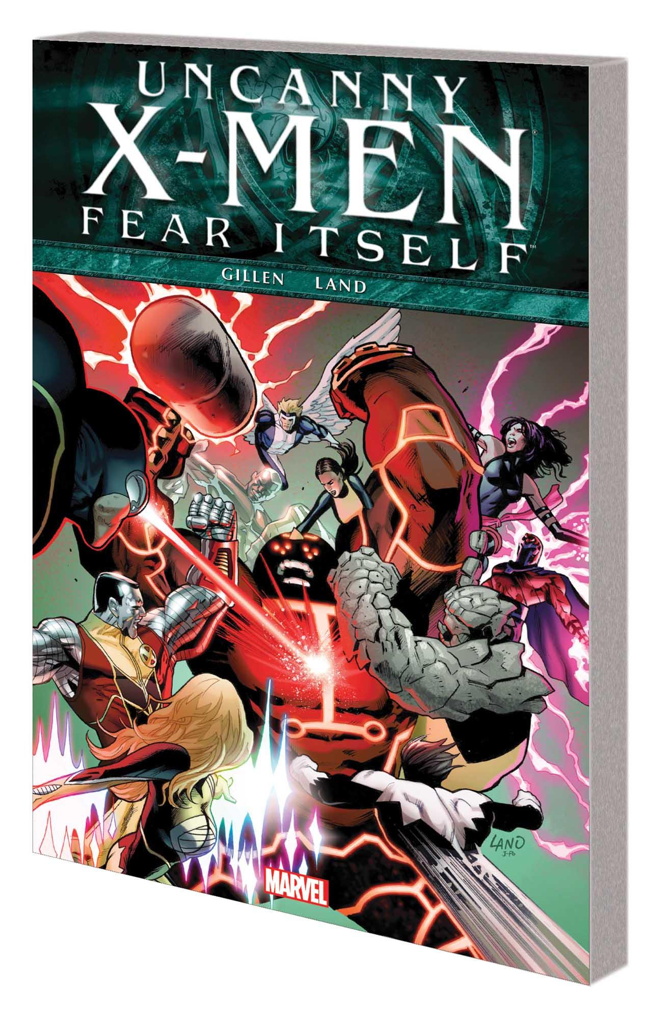 FEAR ITSELF: UNCANNY X-MEN TPB (Trade Paperback)