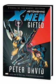 ASTONISHING X-MEN: GIFTED PROSE NOVEL HC (Hardcover)