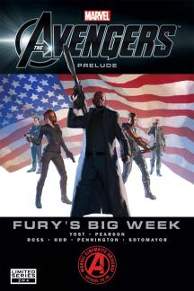 Marvel's The Avengers Prelude: Fury's Big Week #2