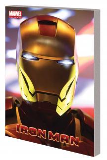 Marvel Universe Iron Man (Digest)