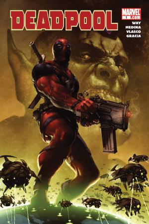 Deadpool Vol. 1: Secret Invasion (DM Only) (Trade Paperback)