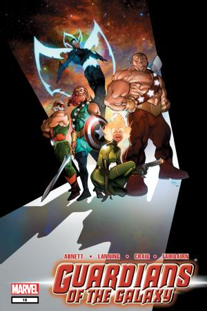 Guardians of the Galaxy (2008) #18