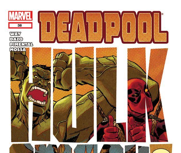 Deadpool (2008) #38