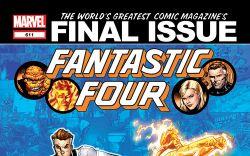 Fantastic Four (1998) #611