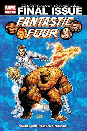 Fantastic Four #611