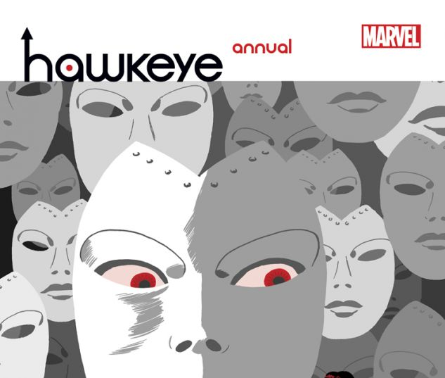 HAWKEYE ANNUAL 1 (WITH DIGITAL CODE)