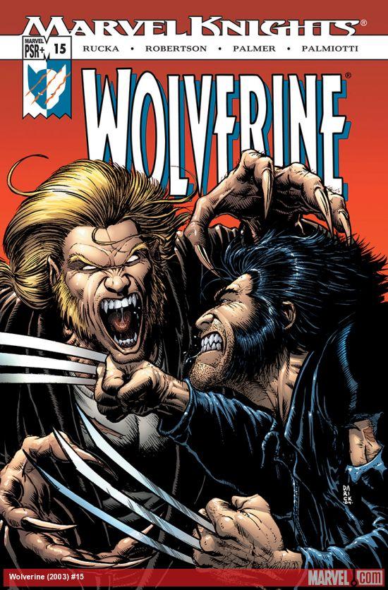 Wolverine (2003) #15
