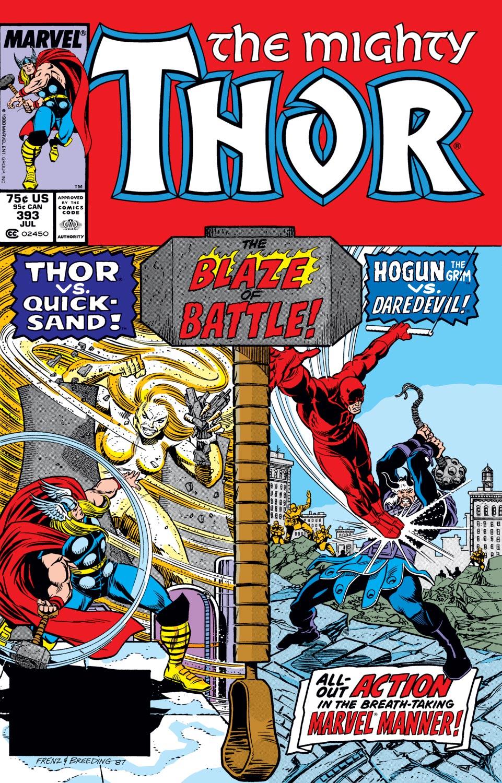 Thor (1966) #393