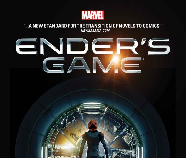 ENDER'S GAME GRAPHIC NOVEL TPB