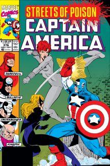 Captain America (1968) #376