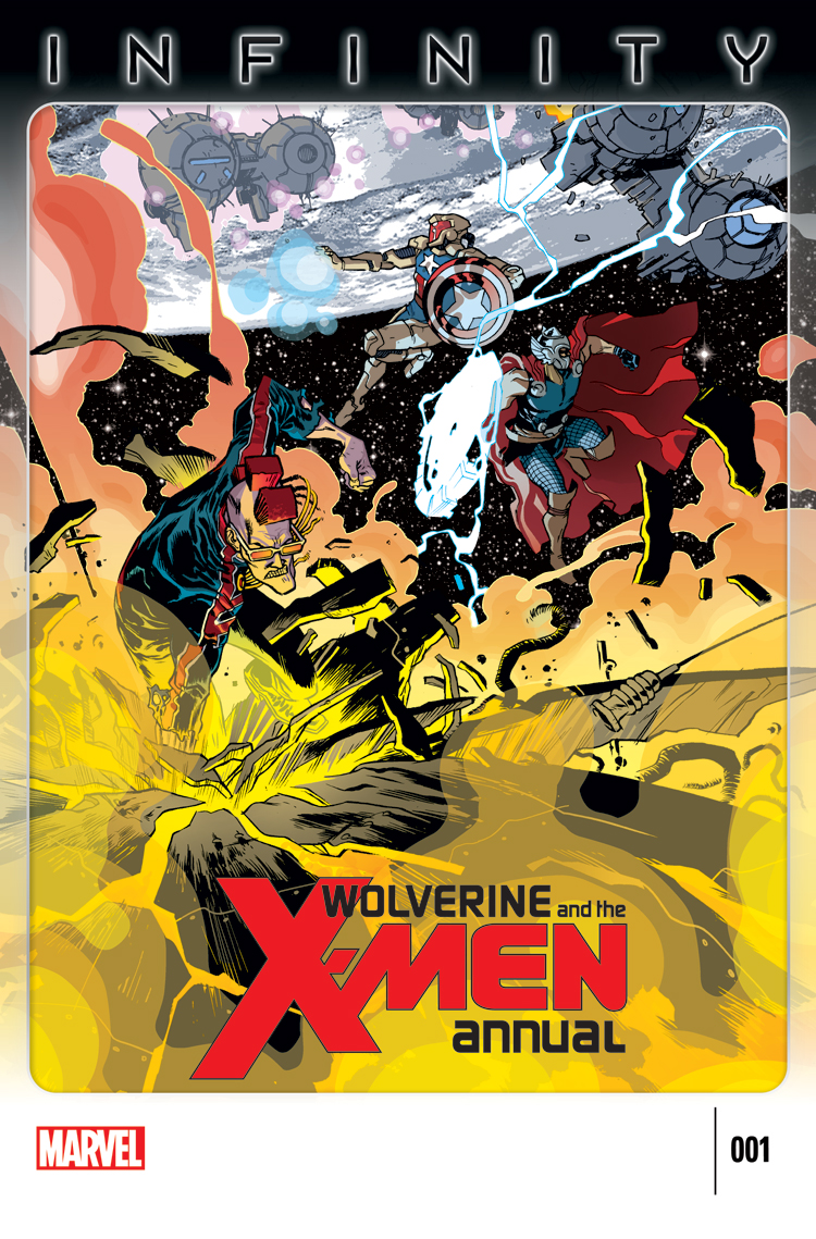 Wolverine & the X-Men Annual (2013) #1